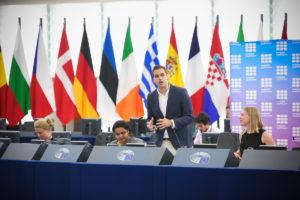 Discovering what Europe can do for you: Luis Alvarado, presidente del Foro Europeo de la Juventud, charlará con los estudiantes de la FTI el viernes 19 de octubre a las 10 h