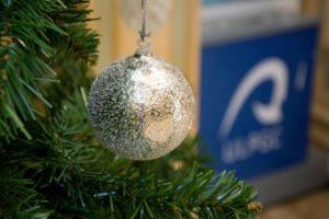 Tras el parón navideño a partir del 22 de diciembre de 2018, la actividad académica se reanudará el martes 8 de enero de 2019